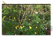 A Place Along The Way To Stop And Rest Carry-all Pouch by Eikoni Images