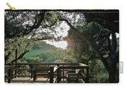 A Place To Pray Carry-all Pouch