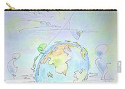 A Planet Remembered Carry-all Pouch
