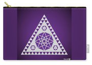 A Pleiadian Symbol Carry-all Pouch