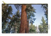 A Poem Lovely As A Tree.   Carry-all Pouch