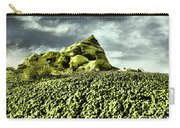 A Pointed Hilltop Carry-all Pouch