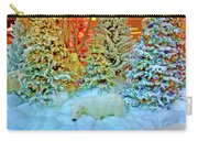 A Polar Bear Christmas 2 Carry-all Pouch