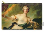 A Portrait Of Anne Josephe Bonnnier De La Mossau  Carry-all Pouch