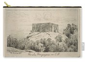 A Powder Magazine In Central Park From Scenes Of Old New York, By Henry Farrer, 1844-1903 Carry-all Pouch