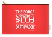 A Powerful Sith Carry-all Pouch