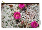 A Prickly Bed Carry-all Pouch