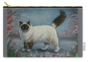 A Himalayan Cat Carry-all Pouch