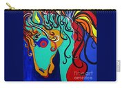 A Rainbow Called Romeo Carry-all Pouch