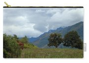 A Rainy Day In The Mountains Of Ecuador Carry-all Pouch