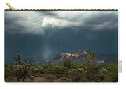 A Rainy Evening In The Superstitions  Carry-all Pouch