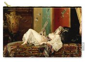 A Reclining Odalisque Carry-all Pouch