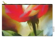 A Red Rose For Amelia Carry-all Pouch