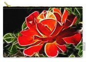 A Red Rose For You Carry-all Pouch
