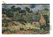 a replica of the landscape of Van Gogh Carry-all Pouch