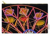 A Ride In The Carousel Carry-all Pouch