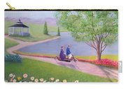 A Ride In The Park Carry-all Pouch