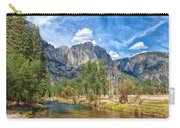 A River Flows Through It Carry-all Pouch