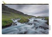 A River Runs Through It Carry-all Pouch