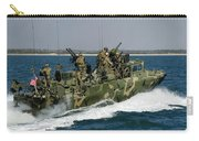 A Riverine Command Boat Conducts Carry-all Pouch
