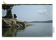 A Rocky Point - Monroe Lake Carry-all Pouch