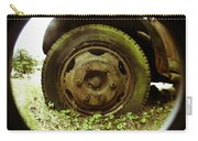 A Rolling Tire Gathers No Moss Carry-all Pouch