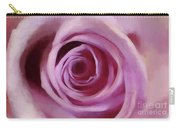 A Rose Abstract Carry-all Pouch