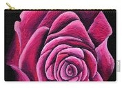 A Rose In Time Carry-all Pouch