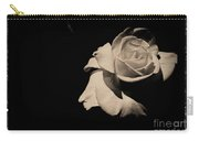 A Rose Is But A Rose  Carry-all Pouch