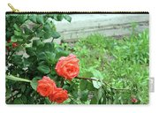 A Rose Is Down Carry-all Pouch