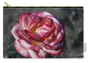 A Rose Of Different Shades Of Red Carry-all Pouch