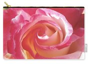 A Rose's Heart  Carry-all Pouch