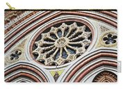 A Rose Window Carry-all Pouch