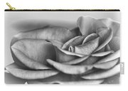 A Roses Solitude Carry-all Pouch