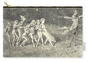 A Scarecrow Carry-all Pouch