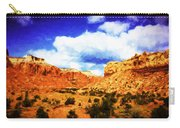 A Scene From Abiquiu Carry-all Pouch