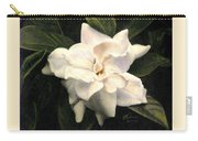 A Scent Of Gardenia Carry-all Pouch