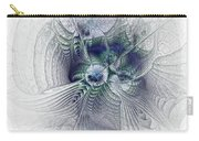 A Secret Sky - Fractal Art Carry-all Pouch