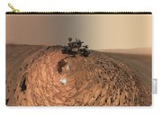 A Selfie On Mars Carry-all Pouch