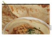 A Serving Of Humus Carry-all Pouch