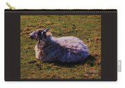 A Sheep In Wales Carry-all Pouch