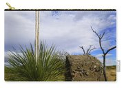 A Shrine In The Desert Carry-all Pouch