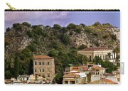 A Sicily View Carry-all Pouch