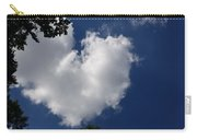 A Sign You Are Loved Carry-all Pouch