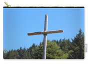 A Simple Cross On Hwy 101 Carry-all Pouch