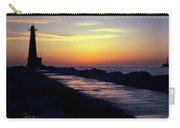 A Sliver Of Sunset Carry-all Pouch