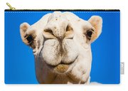 A Smiling Camel Carry-all Pouch