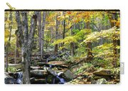 A Smokey Mountain Stream  Carry-all Pouch