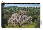 A Solitary Almond Tree Carry-all Pouch