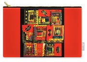 A Song For The Maasai Carry-all Pouch
